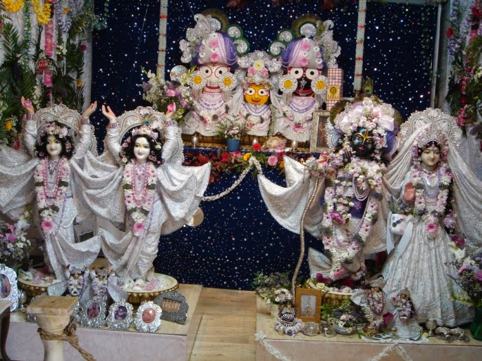 ISKCON Temple Paris (Sarcelles Village), France