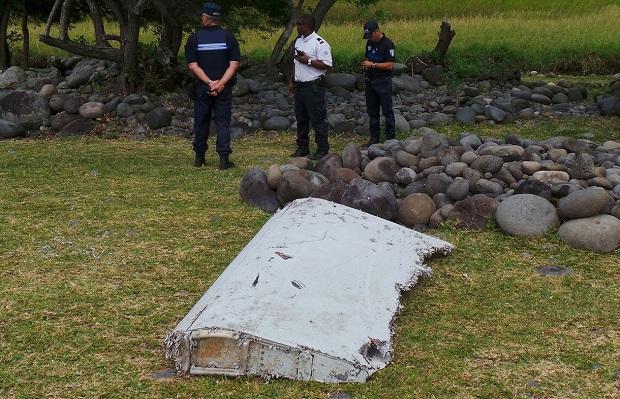 Serpihan Pesawat Hampir Pasti MH370, Lapor Akhbar The Telegraph