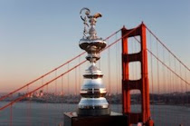 America's Cup is San Francisco