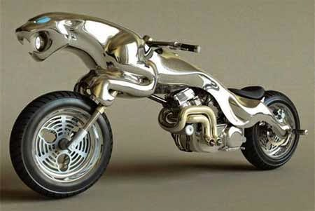 Gambar Motor Unik