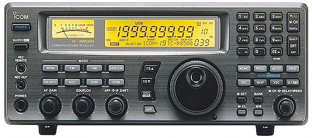 Icom IC R8500