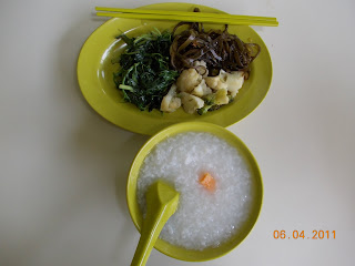 Taiwanese Sweet Potato Porridge, S$ 3.00