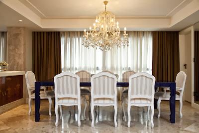 Lustres sala de jantar