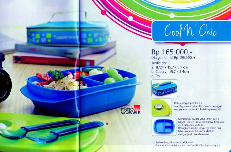 Promo Tupperware Indonesia September 2012