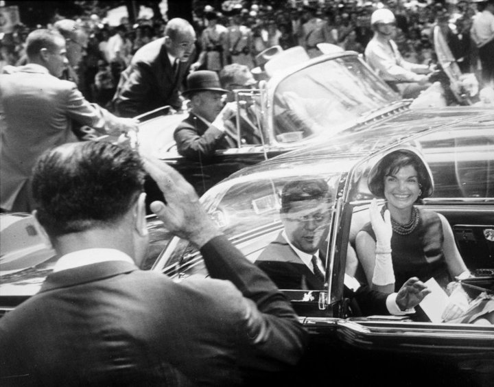 The bubbletop JFK supposedly didn't like