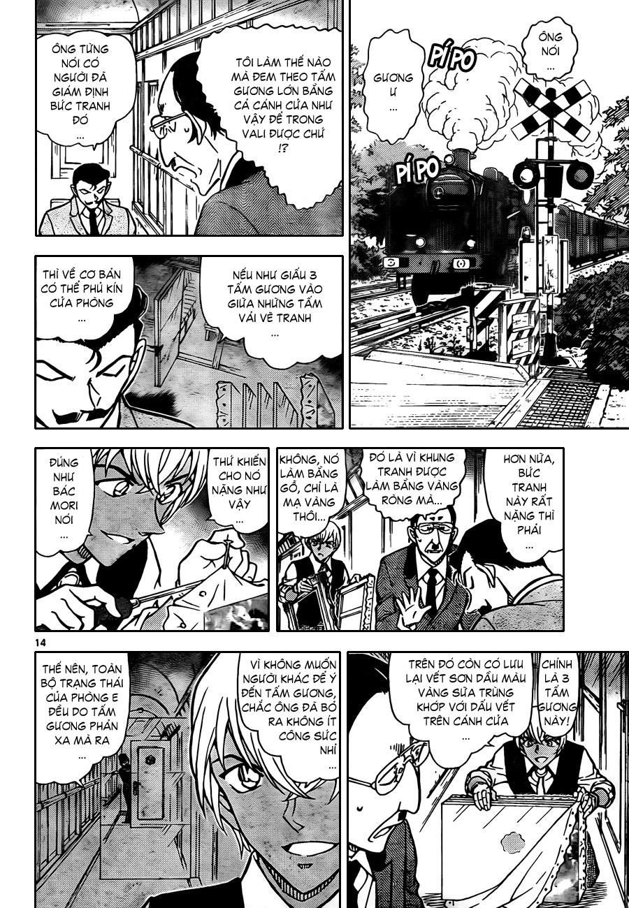 Thám Tử Lừng Danh Conan - Chapter 822 - Pic 15