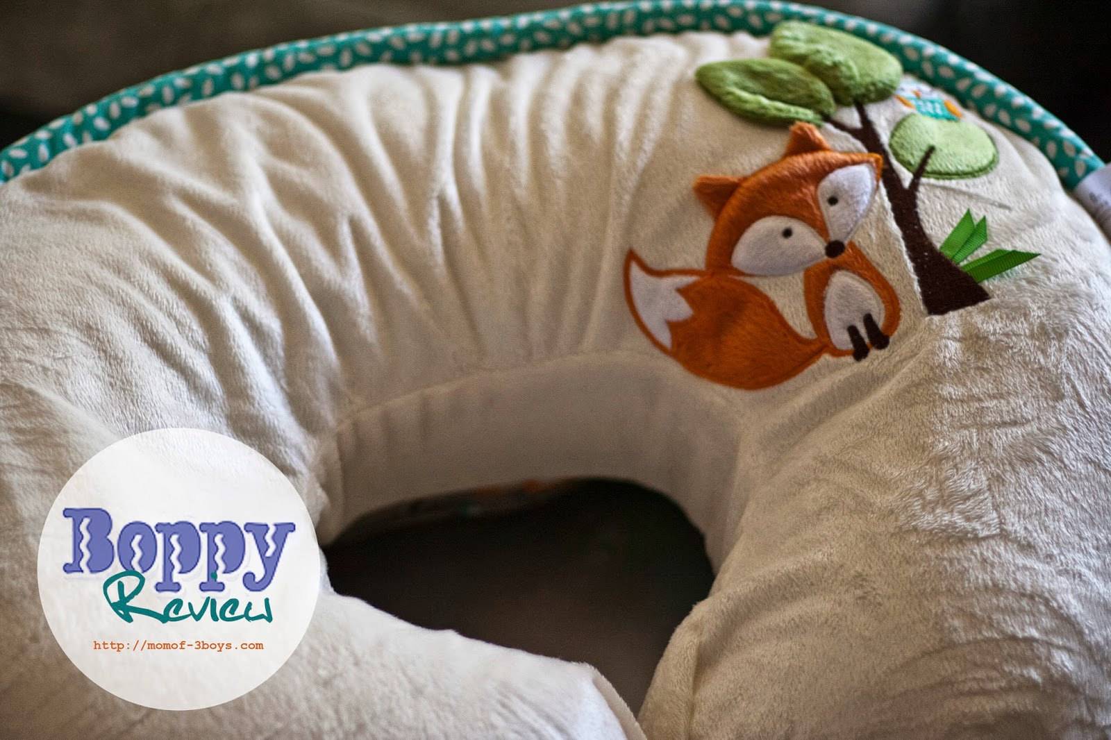Boppy 25th Anniversary Giveaway