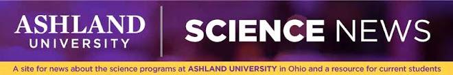 Ashland Science News