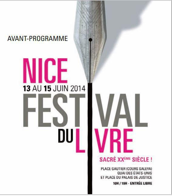 http://www.nice.fr/Culture/Festival-du-livre-2014
