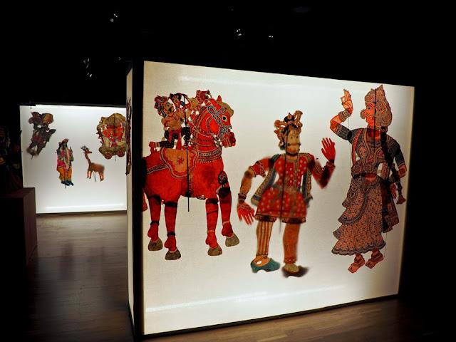 Teatro de Sombras, India. TOPIC de Tolosa