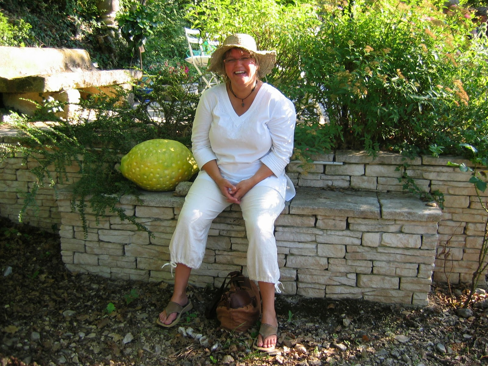 Isas Trädgård: Provence inspirerar alltid!