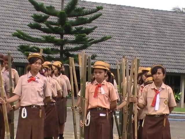 SMP N 2 Pengadegan Sekolah Menengah Pertama (SMP) Di purbalingga