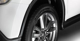 Wheel Arch Trim + Alloy Wheel - Titanium Painting
