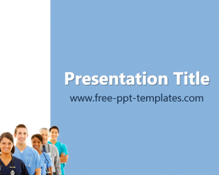 nursing ppt template free powerpoint templates