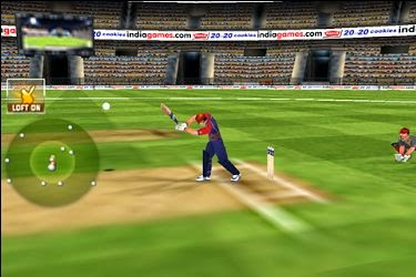 free online games of cricket ipl 2014