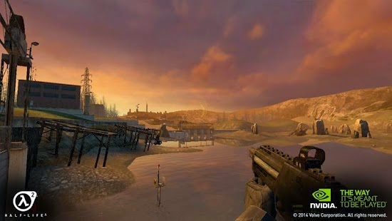 Half Life 2 Android Apk + Data