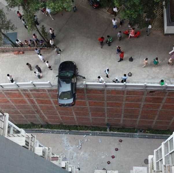 13 Pics To Show These People Are Unbelievably Lucky!