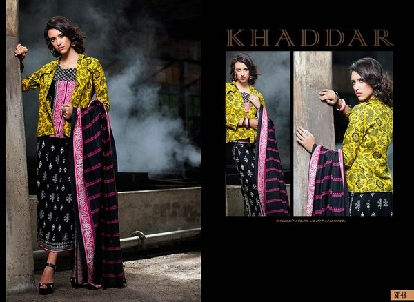 Khaddar Winter Collection 2014