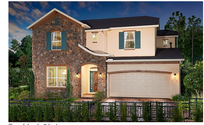 New Construction Homes Near Downtown Orlando