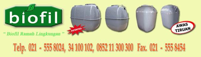 septic tank biofil, induro, bioseptic, biocomb, bio, modern dan baik, toilet portable fiberglass, stp, ipal