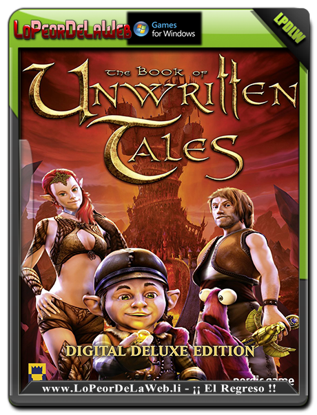 The Book of Unwritten Tales D. E. Multilenguaje