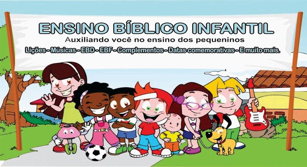 Ensino Bíblico Infantil