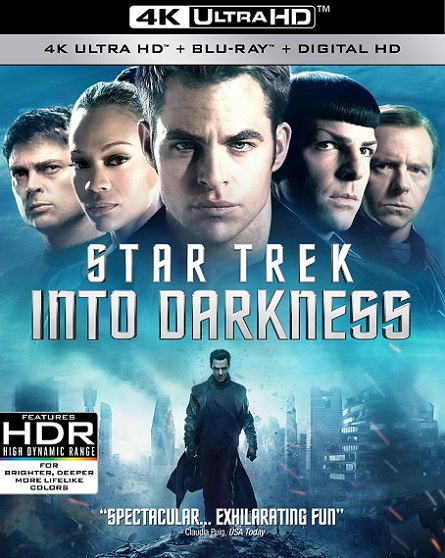 Star Trek Into Darkness IMAX 4K (2013) 2160p 4K UltraHD HDR BluRay REMUX 53GB mkv Dual Audio Dolby TrueHD ATMOS 7.1 ch