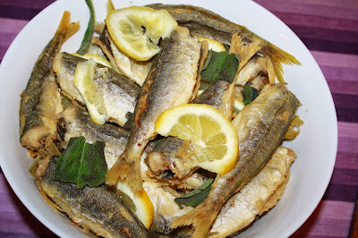 ricetta pesce a scabeccio