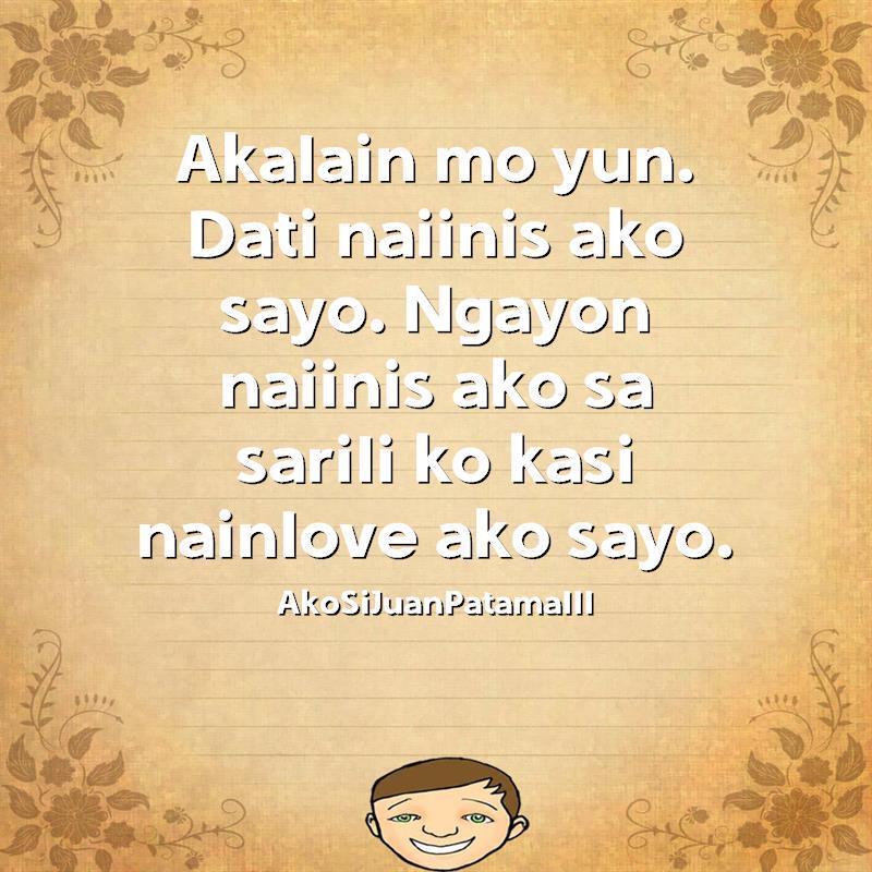 Hopeless romantic tagalog