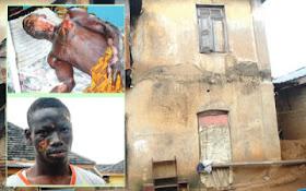 TRAGEDY: Landlord Sets 6 Youths Ablaze Over Indian Hemp (PHOTO) Landlord+sets+youths+ablaze+for+smoking+hemp