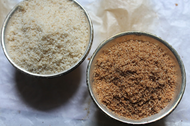 Homemade Breadcrumbs Recipe  / How to Make Fresh & Dry Bread Crumbs at Home