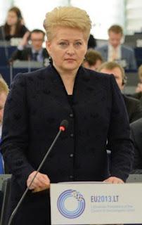 Dalia Grybauskaite (c)EP