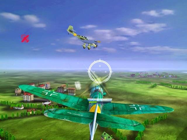 Game Sky Battle WW2