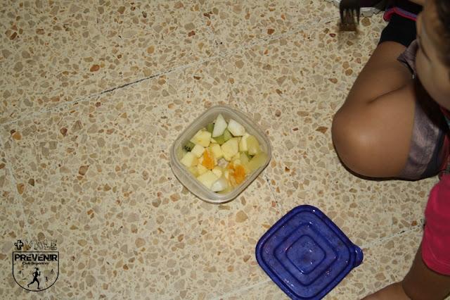 cinco fruta diarias
