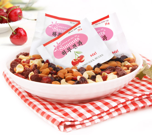 Daily Nuts Cherry Set
