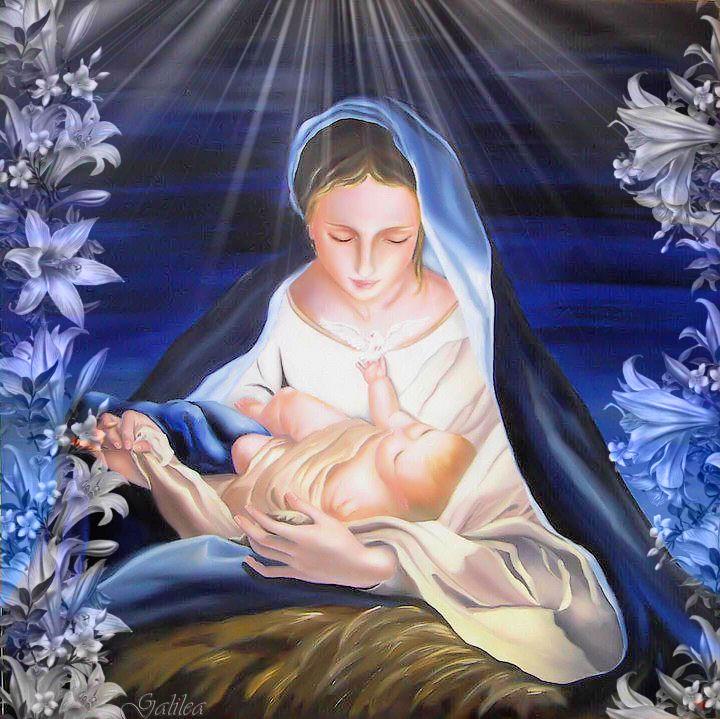Santa María, Madre de Dios y Madre nuestra: Imágenes ...