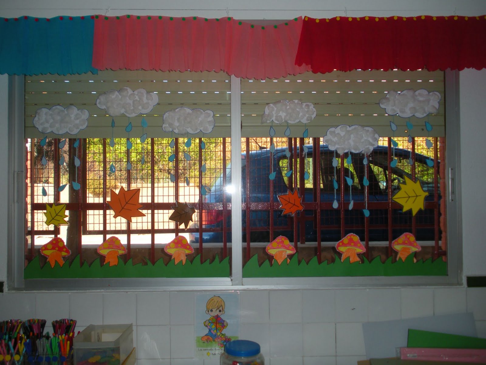 Perfecto decoraci n jardin infantil composici n ideas de for Decoracion para jardin infantil