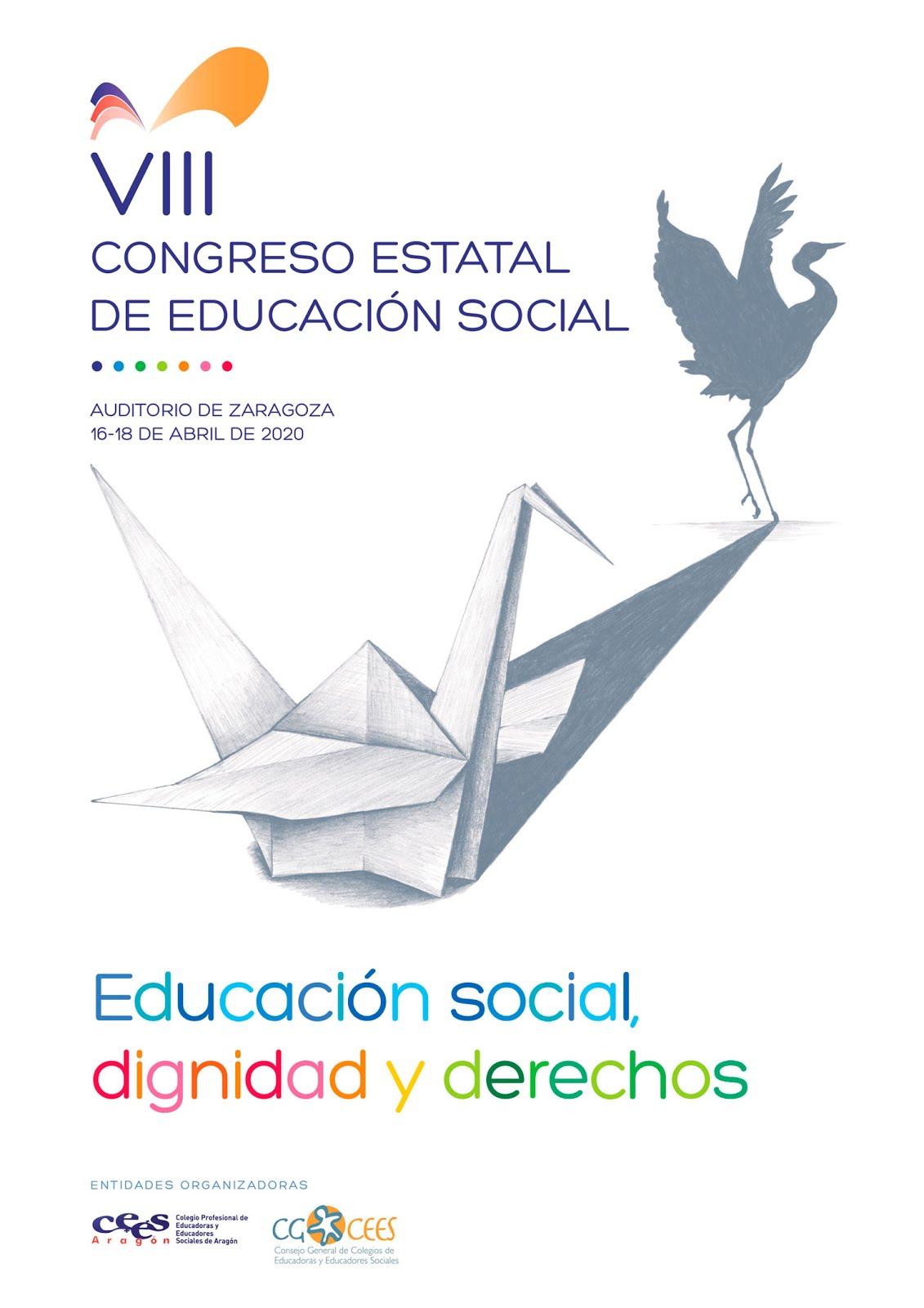 VIII Congreso Nacional de Educación Social