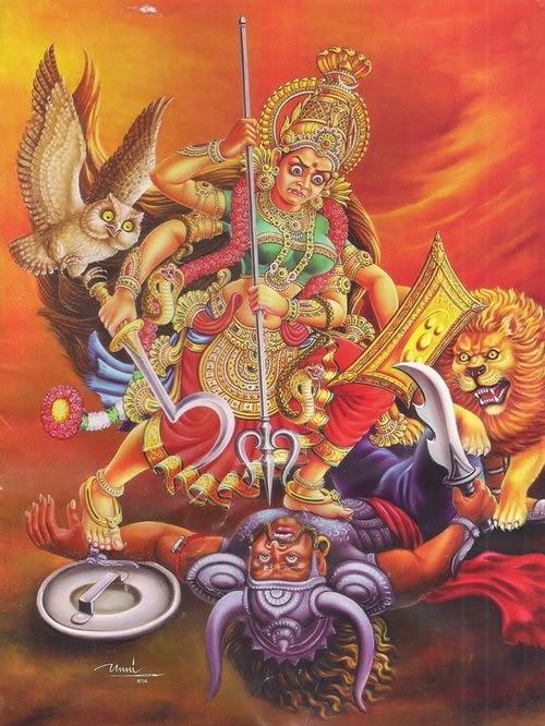 Thozhuvancode Chamundi Devi Temple Vattiyoorkavu
