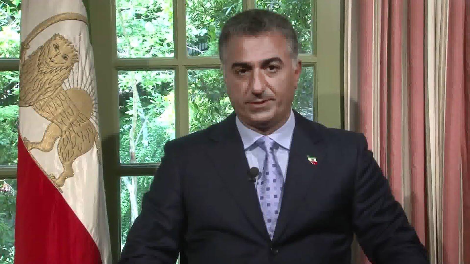 Página oficial de Reza Pahlavi