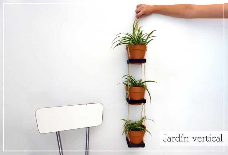 C mo hacer un jard n o huerto vertical 2nd funniest thing for Jardin vertical pvc