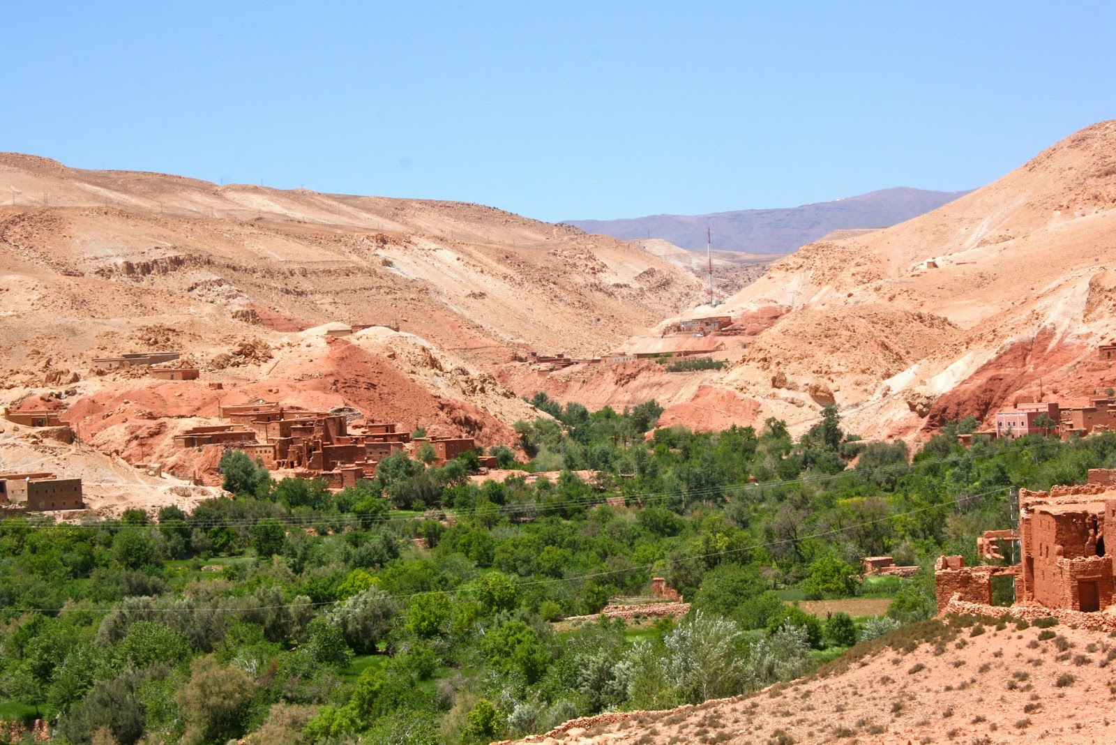 Marrakech, luna del sur, marruecos, viajar, aventura, alojamiento en el desierto