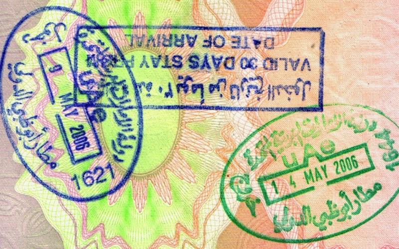 UAE Visa Fees 2014