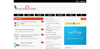 Simplex Orange