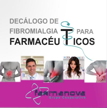DECÁLOGO DE FIBROMIALGIA  PARA FARMACÉUTICOS