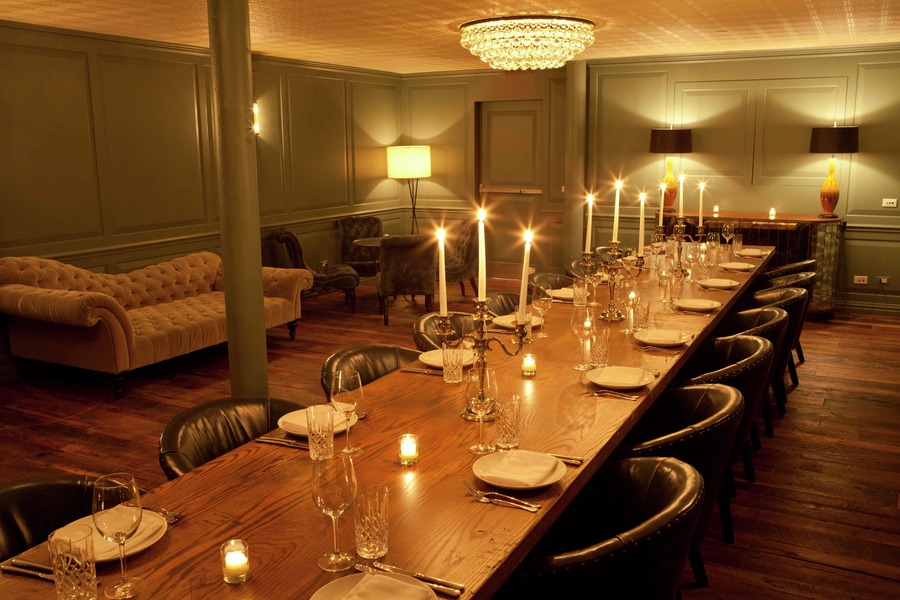 Design my way by mimi betancourt soho house nyc for Best private dining rooms soho