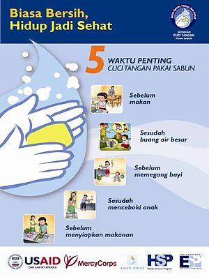 AJP : Aneka Poster Kesehatan untuk Sekolah Sehat