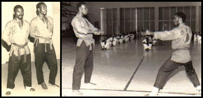 PIONEER MASTERS OF TAEKWONDO AND KARATE IN NIGERIA