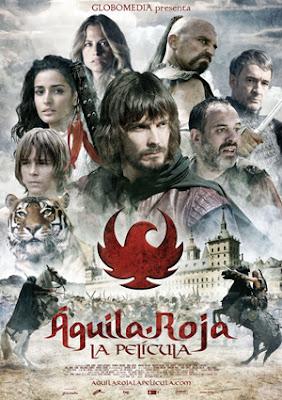 Águila Roja, la película (2011) BRRip 720p 650MB Mediafire