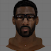 NBA 2K14 Amare Stoudemire Cyberface (Hair & Beard Update)